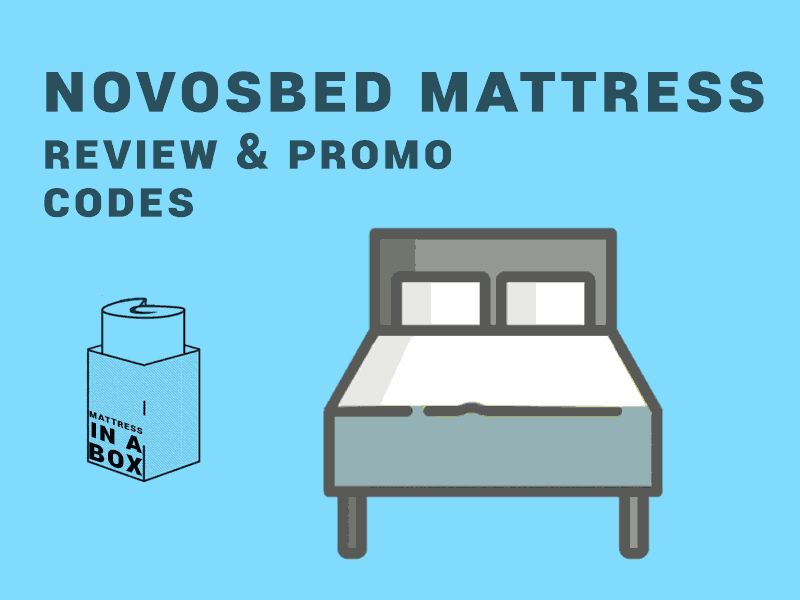 Read our Novosbed review and use our Novosbed promo codes for $100 off