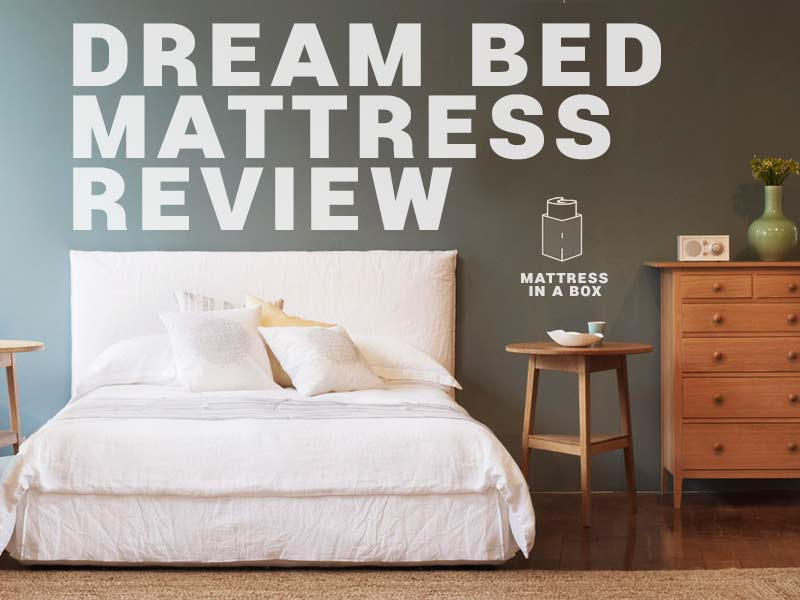 Read out Cool Gel Dream Bed Review to see if this mattress is for you.