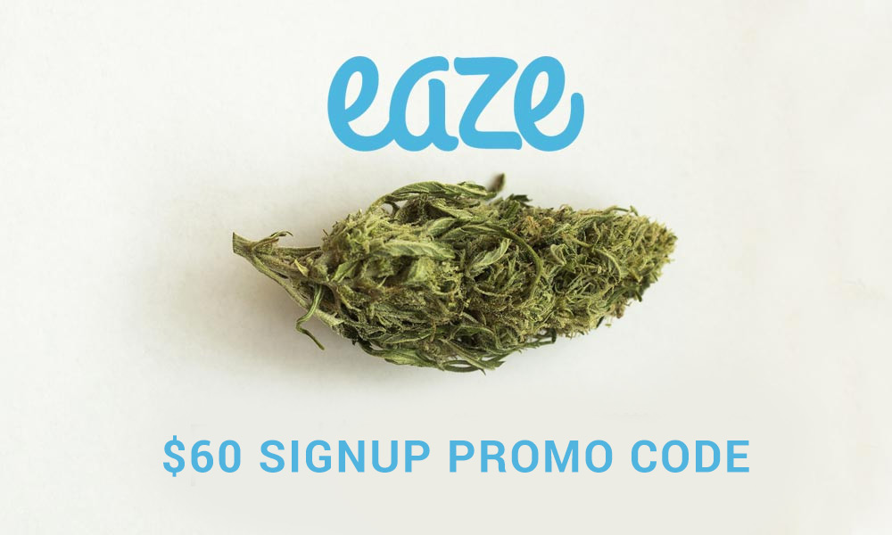We have the best Eaze Promo Codes for new and existing users
