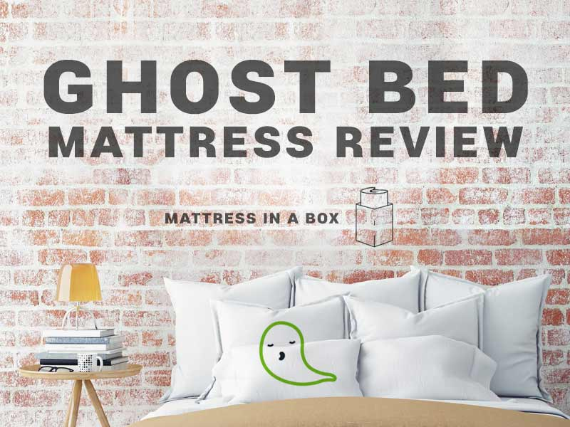 Read our Ghost Bed Review and save money.