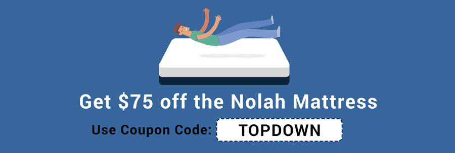 Nolah Mattress Coupon Codes