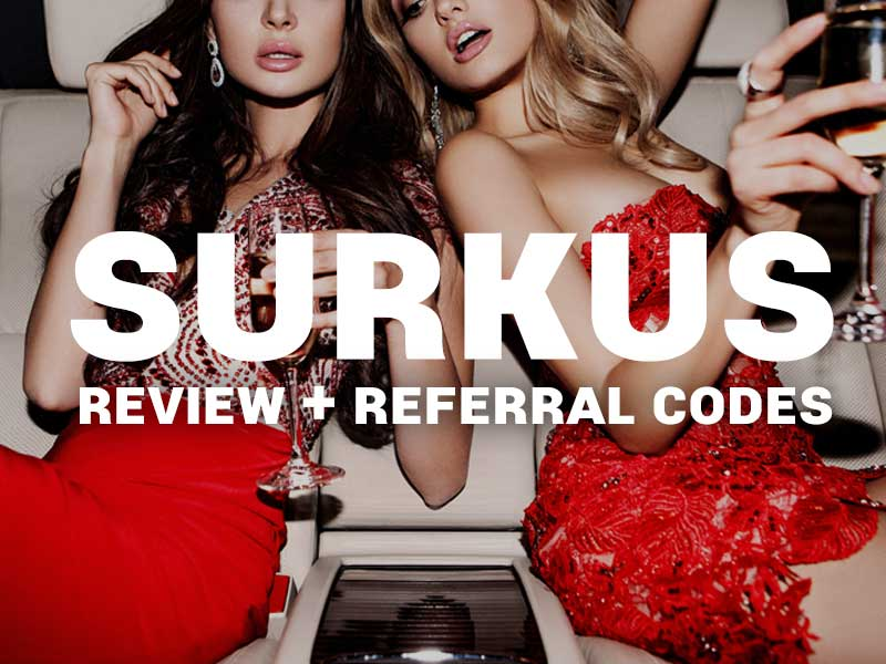 Read our Surkus Review and how to earn $15 just for signing up.