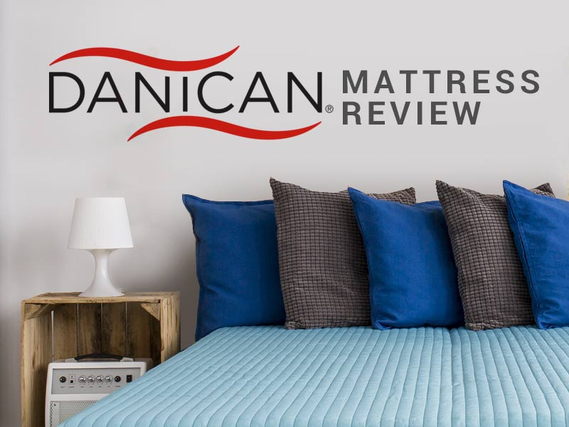 Read our Danican Mattress Review for the Cool Pointe Mattress