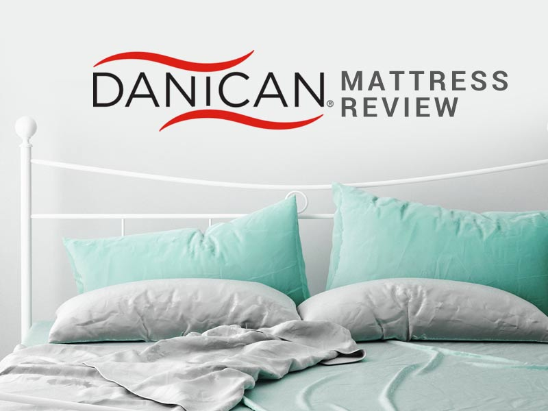 We review the Cool Pointe Mattress in our Danican Mattress Review
