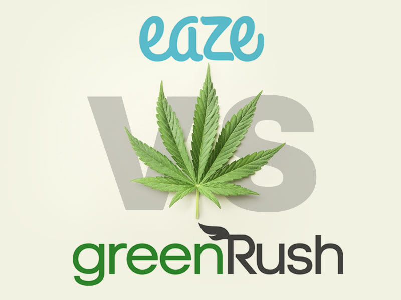 Make sure to read our GreenRush vs Eaze weed delivery review!