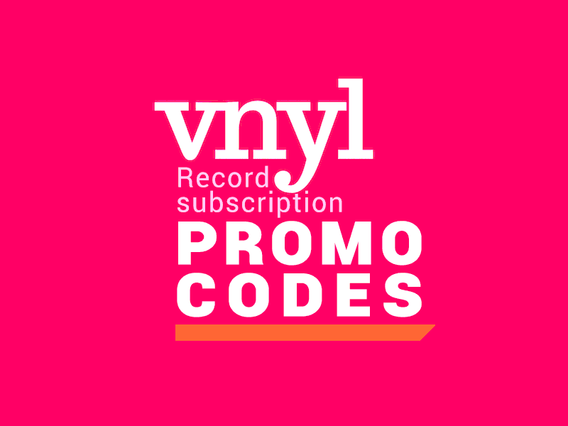 Use our VNYL promo codes to save $10 off your order!