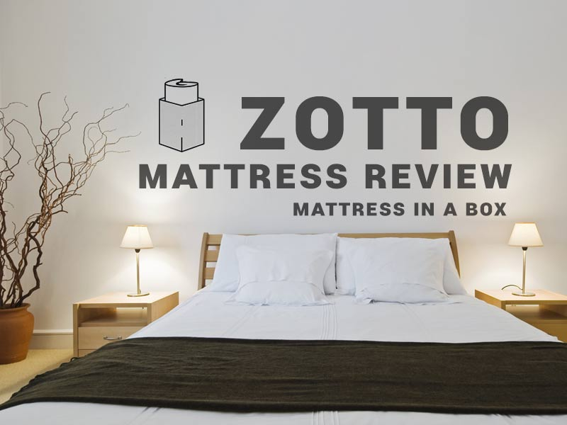 Make sure to check out our Zotto Mattress Review to see if it is right for you.