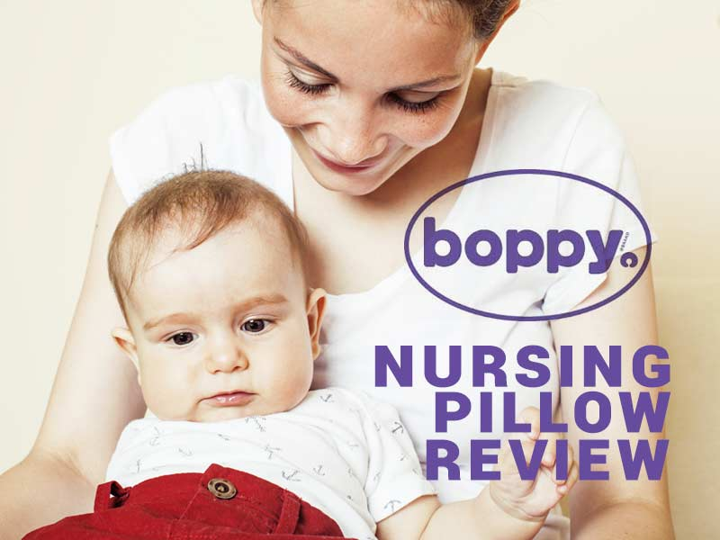Boppy Pillow Review The Boppy Is More Than Just A