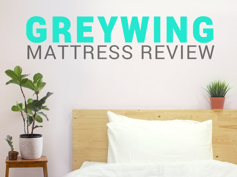 Read our Greywing mattress review and buy it today!
