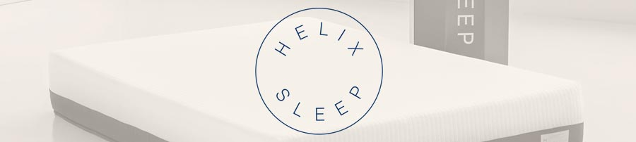 helix mattress review | complete bed customization for a complete