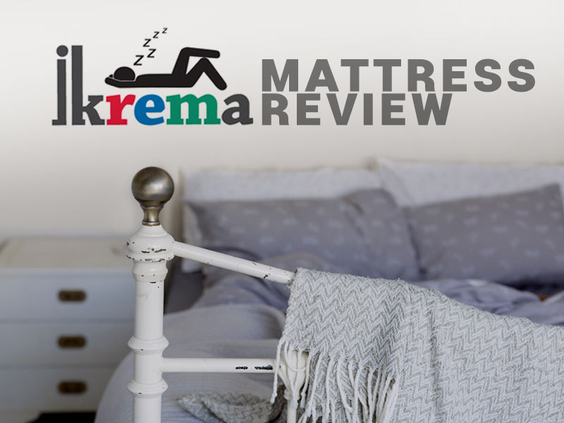 Read our Ikrema Mattress Review to find out more about this bed.