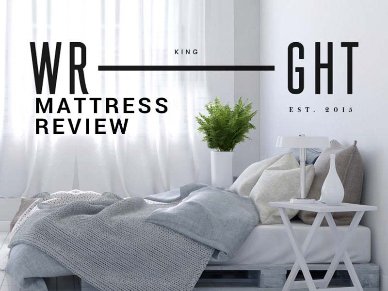 Read our Wright Mattress review to see if the 1.27 bed is right for you.
