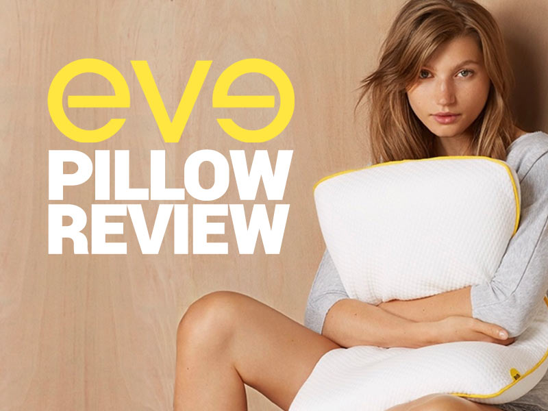 After reading out Eve pillow review find out what discounts are available.