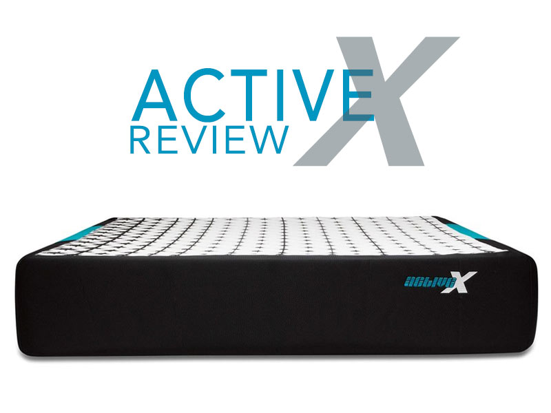 Read our ActiveX Mattress Review