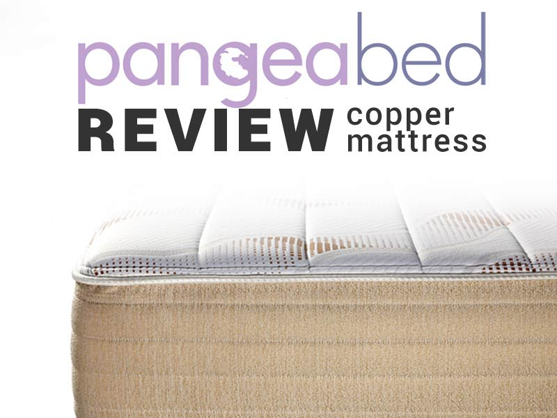 Image of Pangea Bed Review Copper Mattress