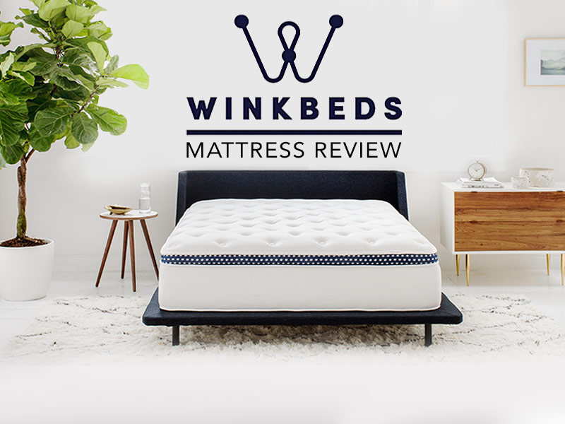 Read our WinkBeds mattress review