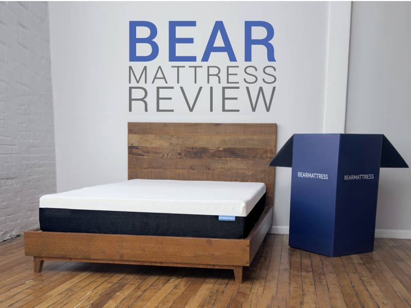 Unknown Facts About Bear Mattress Reviews