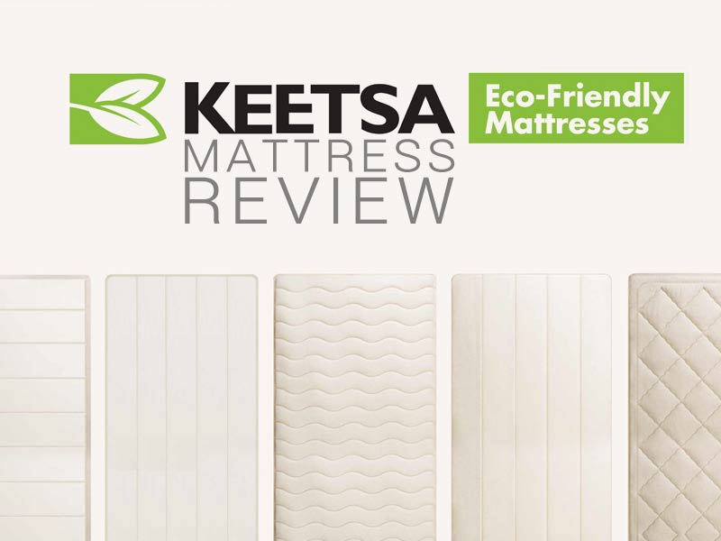 Read our Keetsa Mattress Review of the Eco-Friendly Pillow Plus Bed