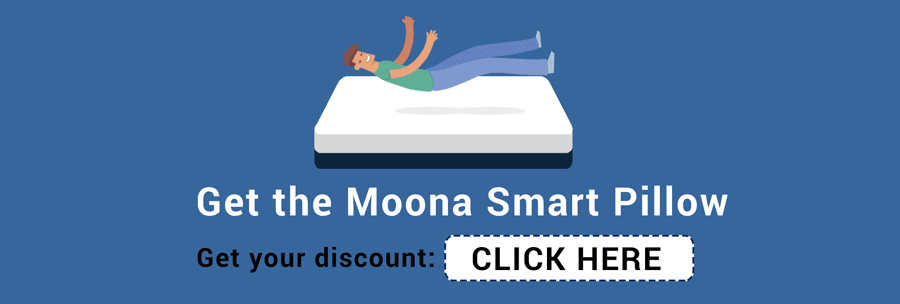 Moona pillow coupon codes