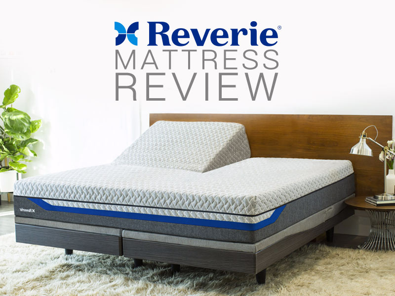 Reverie Mattress Review about the Natural Latex bed