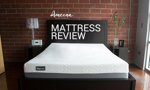 Buy an Ameena Mattress, and they will give one to a family in need.