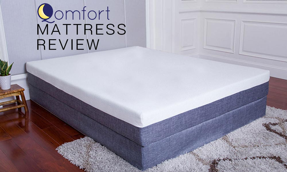 Read about this bed in our Qomfort Mattress Review