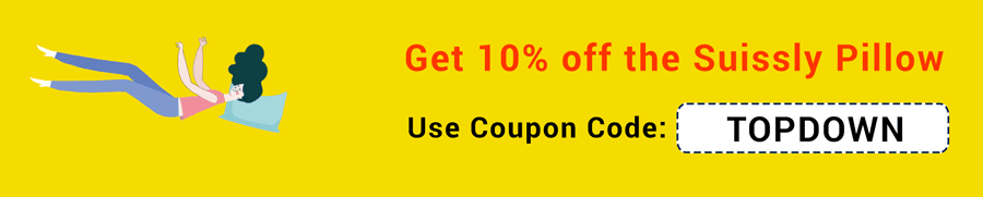 Suissly Pillow Coupon Codes