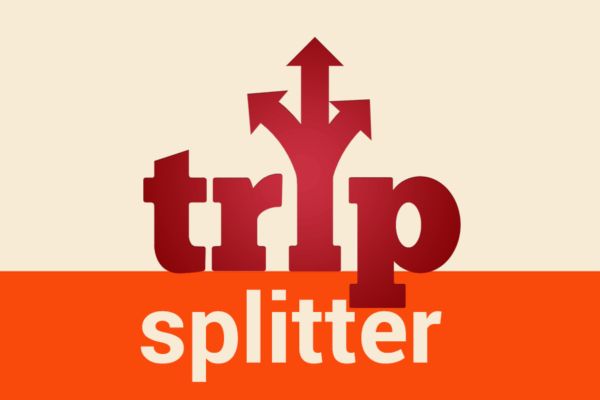 Trip Splitter Travel App. We can't find an easier way to split expenses with friends.