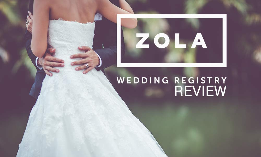 Get Your Ultimate Wedding Registry Selection With Zola.