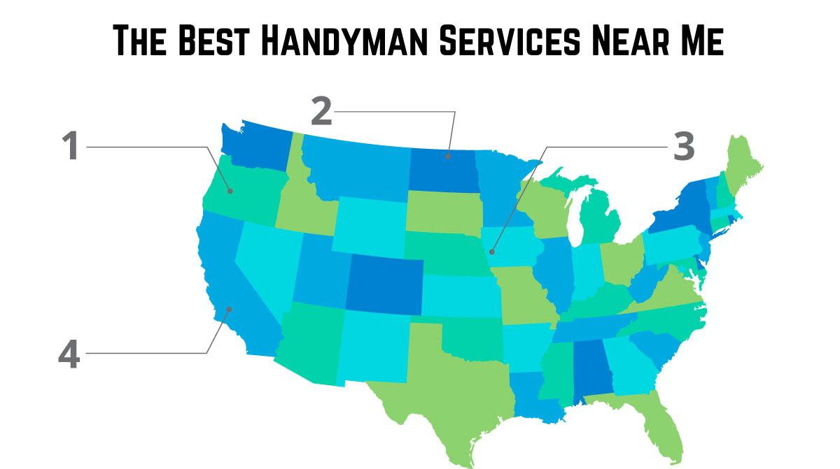 Best Handyman Services Near Me, Plus 10% Off (Book on Demand)!