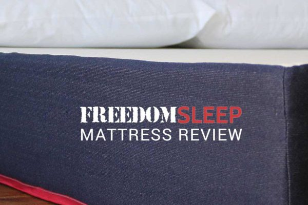 Freedom Sleep Mattress Review | A Bed By Americans For Americans
