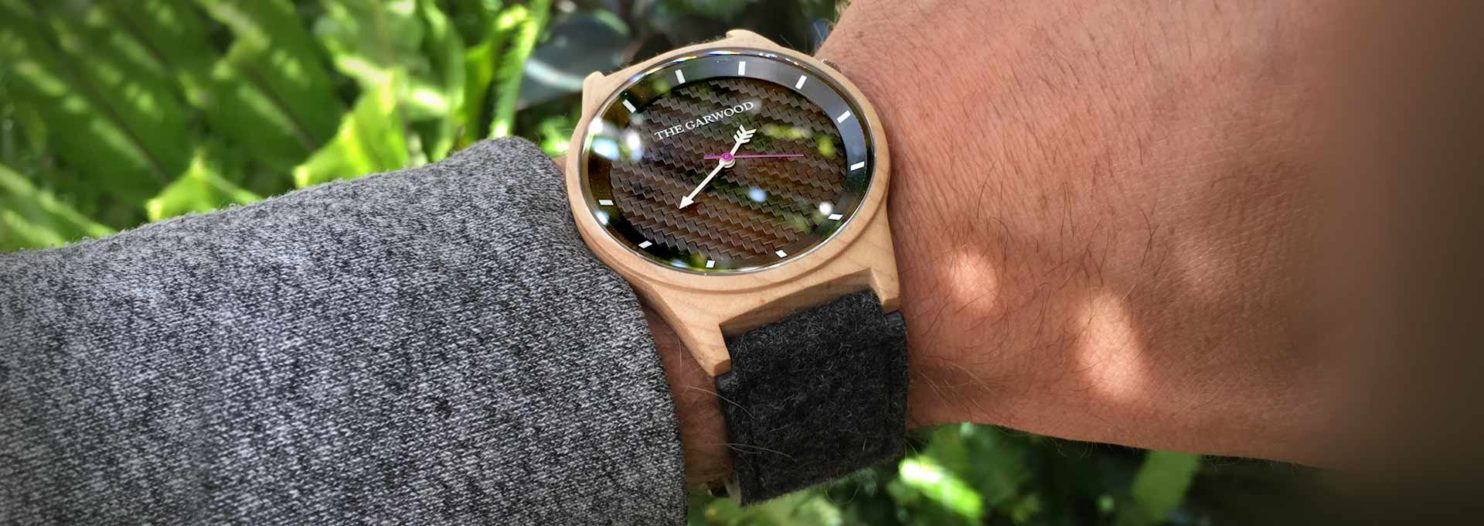 The 360 Garwood Review: Why I love this wooden watch.