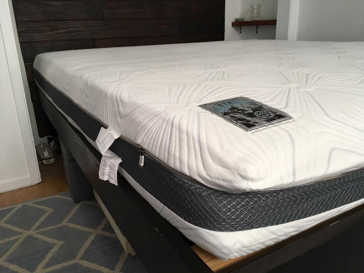 Eyri Mattress Review Iceland Invites You To Sleep Like A