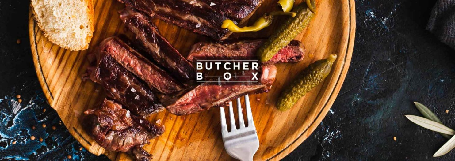 Butcher Box is great idea for Unique Subscription Boxes for Men