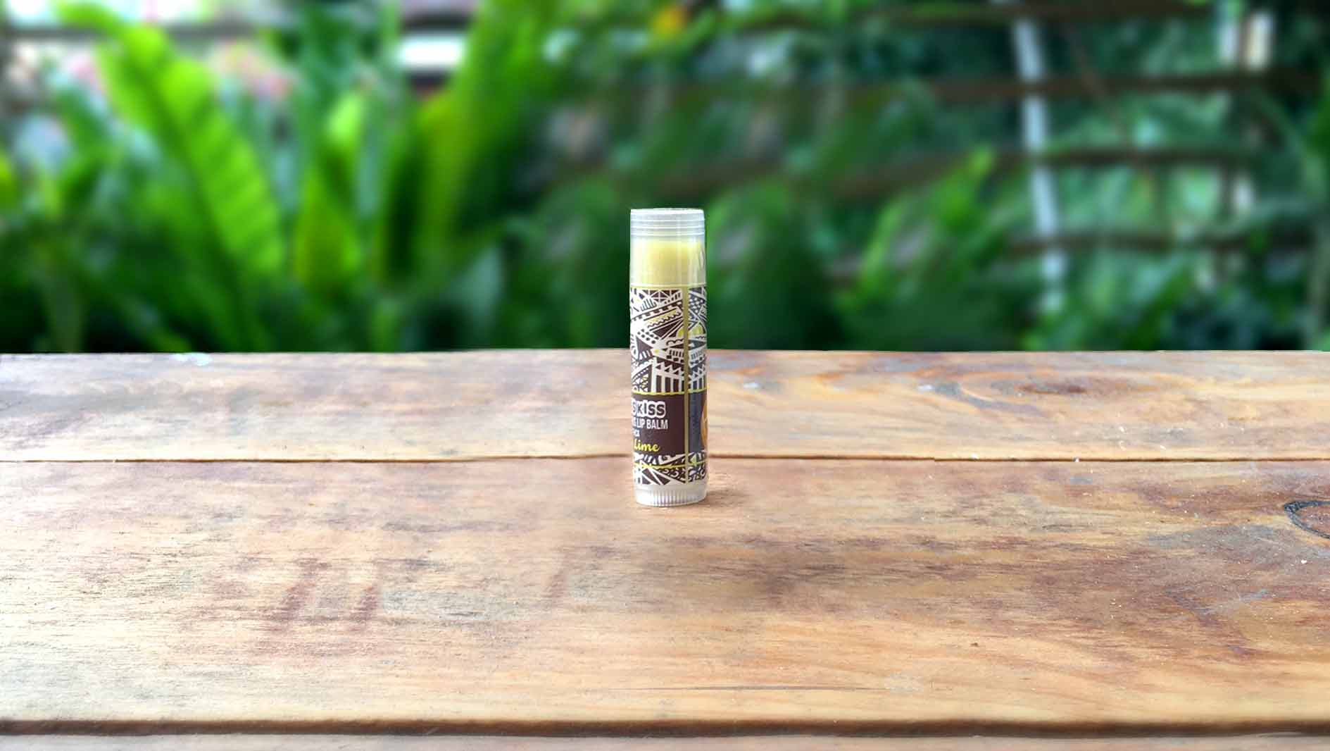 High Gorgeous Cannabis Kiss Lip Balm in Luscious Lime