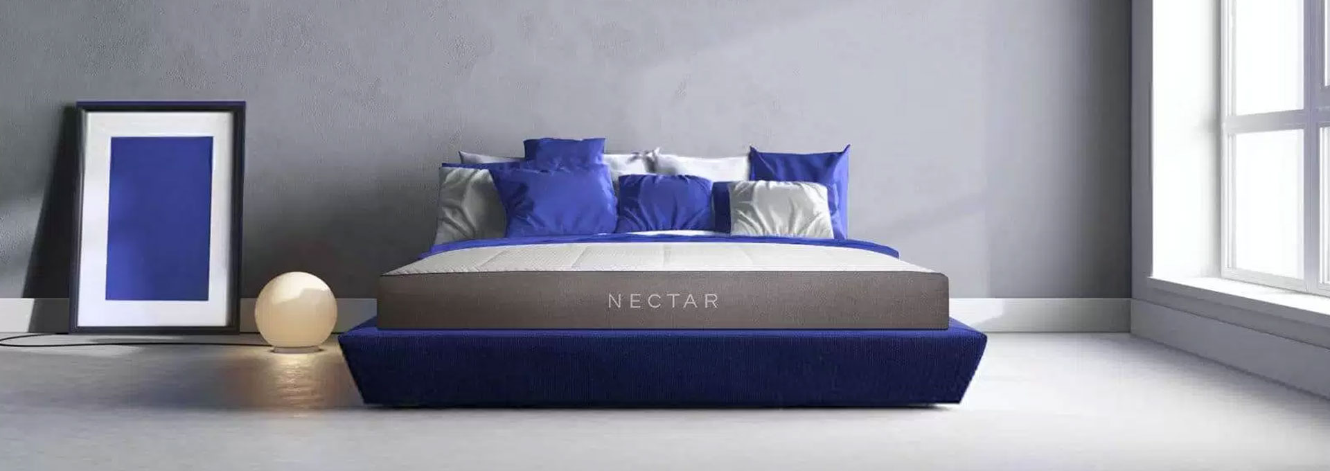Love and Sleep Mattress is great for side sleepers
