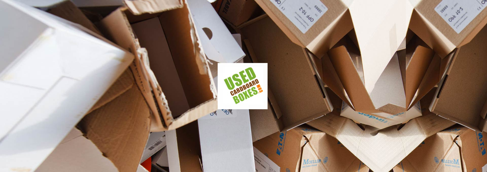 Used Cardboard Boxes Review