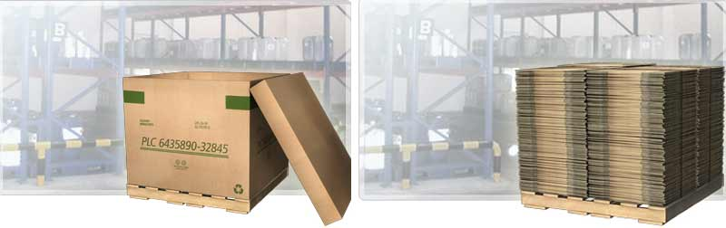 Used Cardboard Boxes products