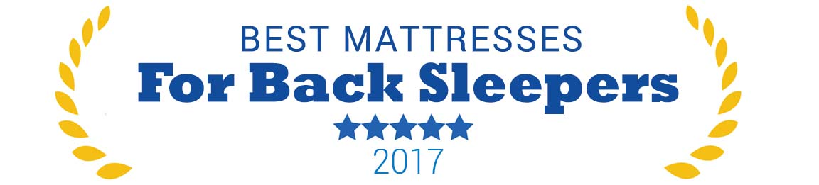 back sleepers are in luck when it comes to mattresses laying on your back allows for a better pressure than side or stomach sleepers