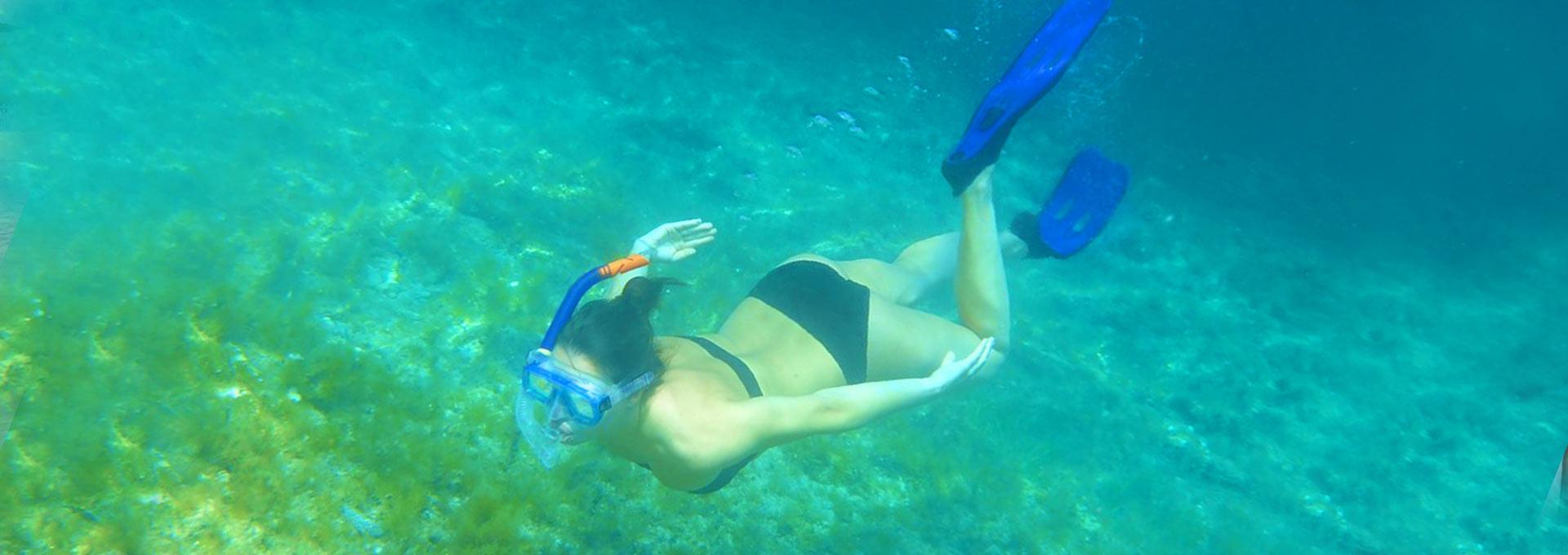 Go Snorkeling In Exuma