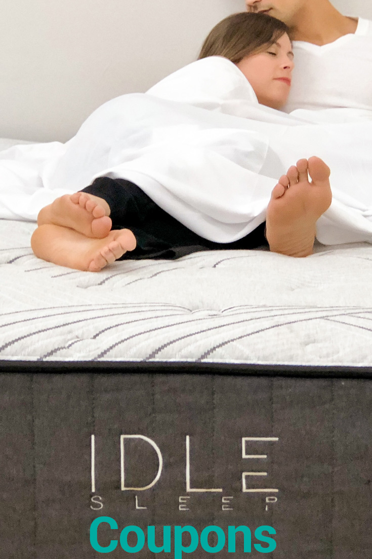 $300-$350 IDLE Sleep Mattress Coupons | Free Shipping for limited time!