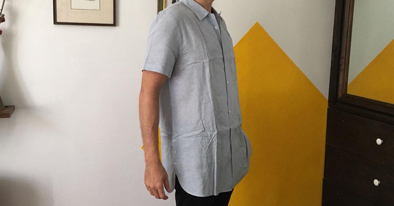 Five Four Robben Short Sleeve Shirt