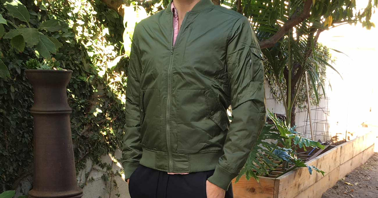 Five Four Timor Jacket