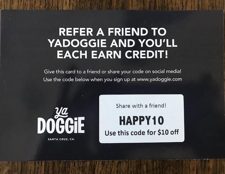 YaDoggie Coupon Code | Get $10 off with code: HAPPY10