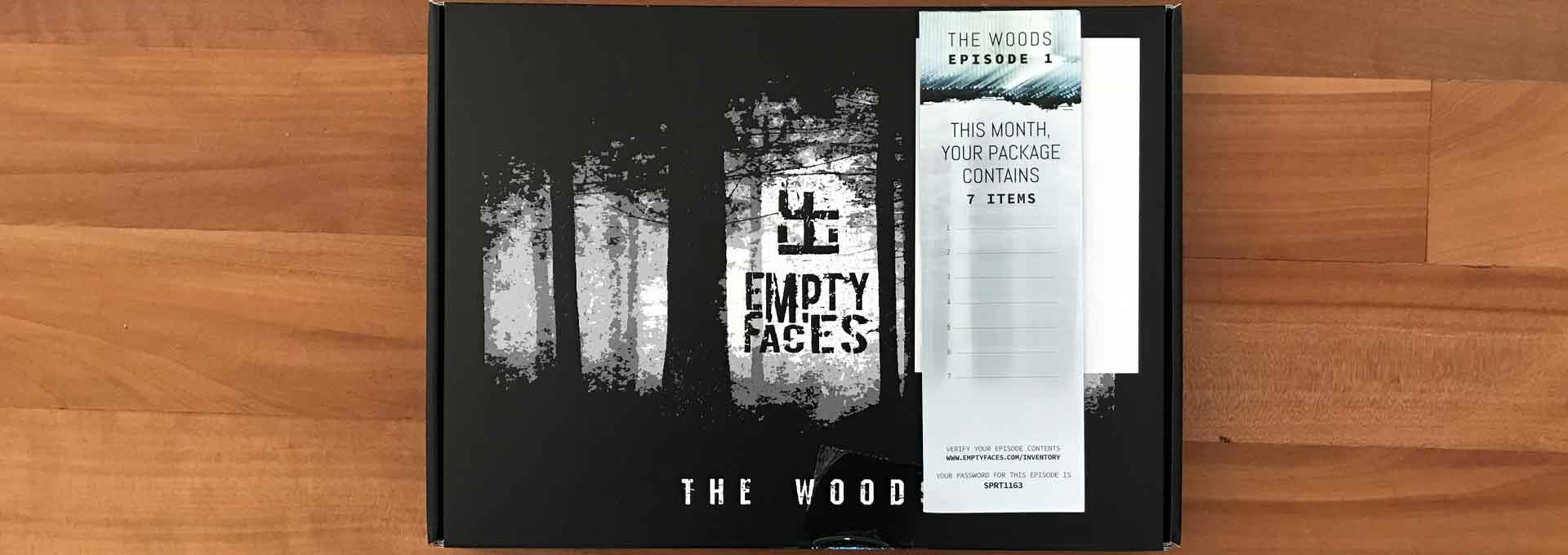 Empty Faces Review