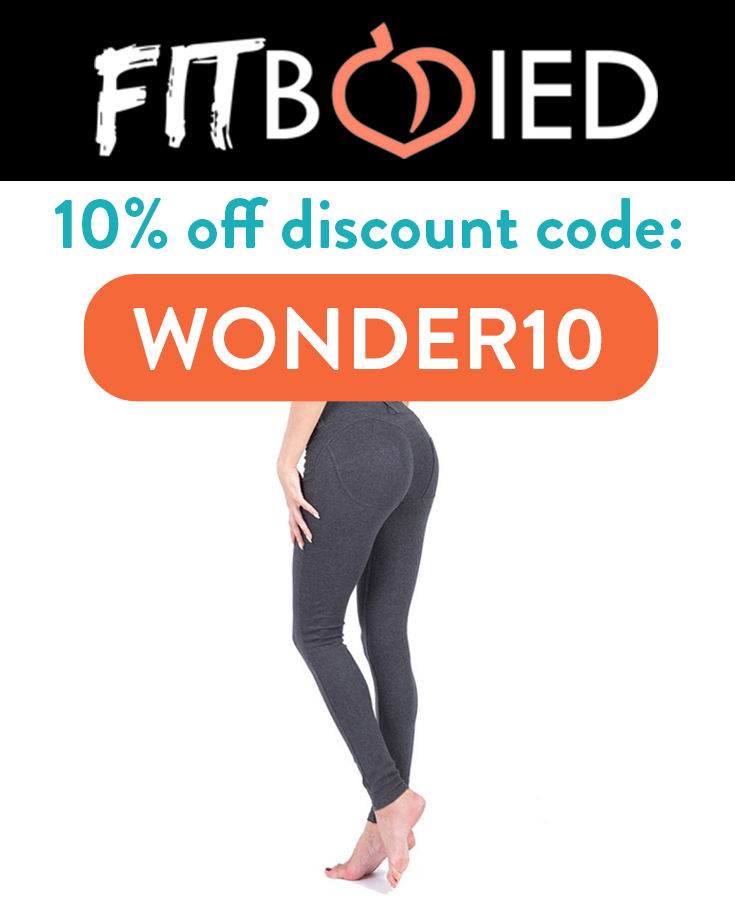 Fit Bodied Discount Code | 10% off with code: WONDER10