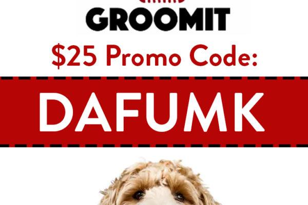 Groomit Promo Code