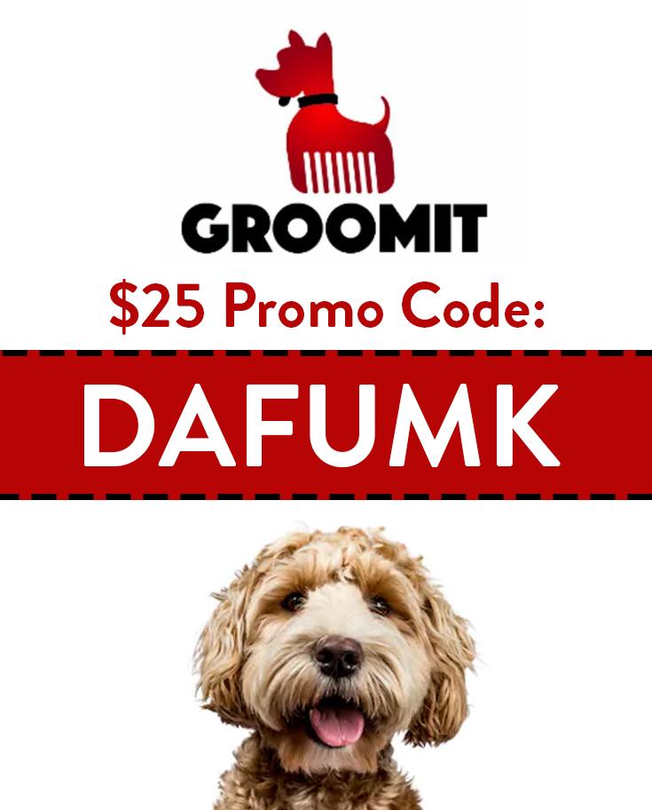 Groomit Promo Code | Get $25 with code: DAFUMK