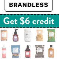 Brandless Promo Code