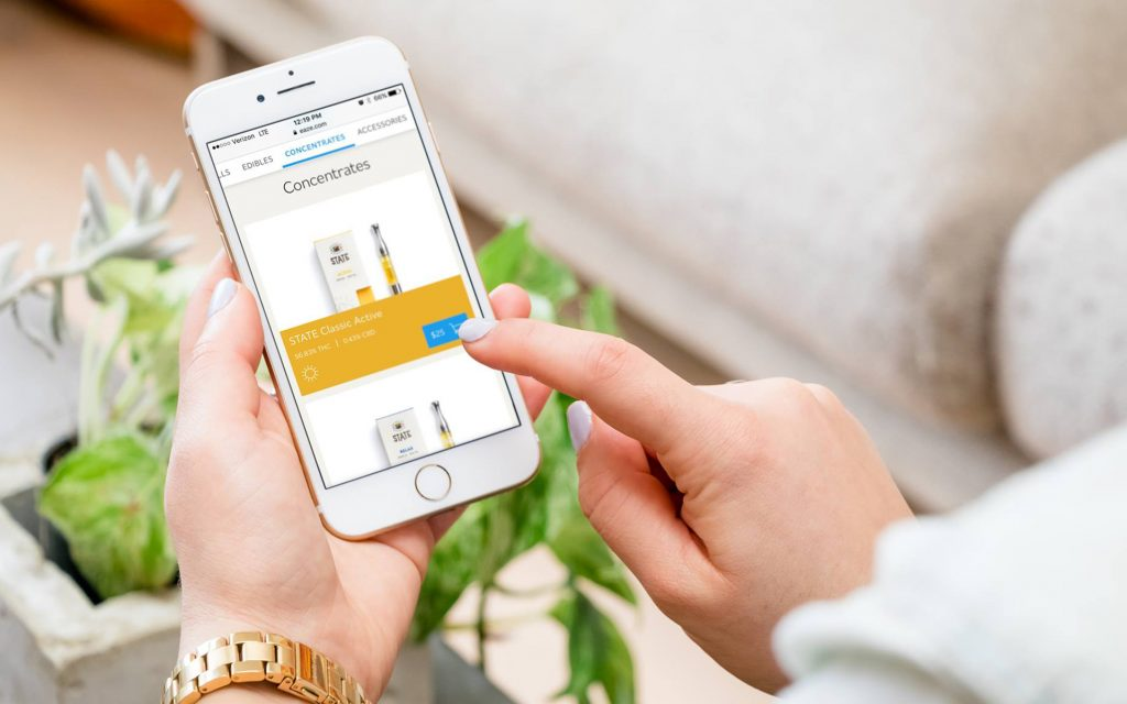 Eaze Weed Delivery - Recreational delivery